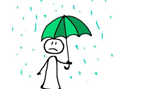 サクラメントに雨が降った![交換留学日記#19]